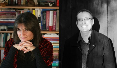 Maria Armoudian and Barry Milne